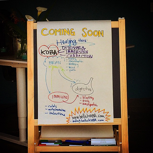 Ramping up for our grand opening!! Healing thru #DISCOVERY #IMMERSION and #CONNECTION @hello.koba #chiropractic #neurology #nutrition #Berkeley #comingsoon