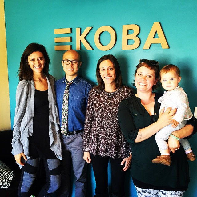 Meet the team. #KOBA #chiropractic #neurology #nutrition #berkeley #chiro #readytohelpyou #KOBAfamily #KOBAcare #paleo #holistichealth #healing #DISCOVERY #IMMERSION #CONNECTION #NatashaandTitus #DrTitusChiu #DrNatashaFallahi #DrNatasha