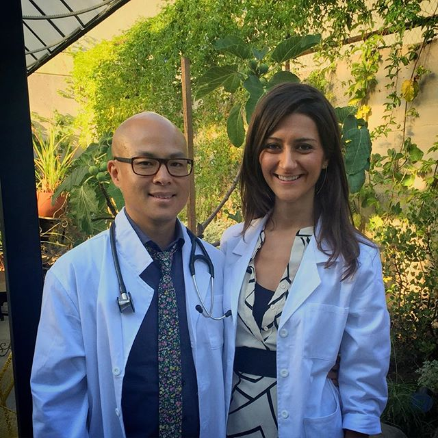 Dr. Chiu and Dr. Fallahi always have more fun when working together. So do patients when they bring family or friends to their appointments. #Support and #Love is essential to the healing process. --------- #KOBAchiropractic #chiropractic #nutrition #neurology #Berkeley #holistichealth #homeopathy #functionalmedicine #themetabolibadjustment #paleo #aip #healing #leanonme #family #friends #DrTitusChiu #DrNatashaFallahi #DrNatasha