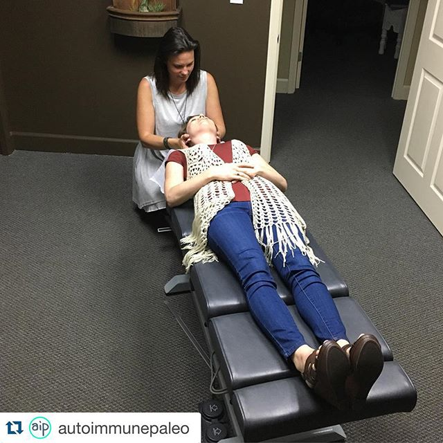 "We love this #chiropractic story from Sarah, blogging at autoimmunepaleo.com. #Repost @autoimmunepaleo ・・・ Chiropractic care has played a MAJOR role in my #healing journey!! In fact, my chiropractor pictured here, Dr. Jessica (of Health Inc. in Pelham, AL- healthinc.org) was the doctor I finally found 3 years ago who helped me turn my health around. I had never been to a chiropractor before her, and to be honest didn't understand the profession and may have even uttered the phrase ""quacks"" in reference to them. Before experiencing and understanding chiro care, I thought they *may* help back or neck pain occasionally, but I wasn't interested. This was, of course, before I experienced being under good chiropractic care and before understanding chiropractic philosophy. In simple terms, our spinal column houses and protects our nervous system. Every cell, tissue, and organ in the human body is controlled by the #nervoussystem so it's extremely important to keep it communicating well. When our spines get out of #alignment (anything from stepping off of a curb to a car wreck to stress can cause this), it can cause a ""glitch"" in that {very important} communication with our nervous system. I get adjusted at least twice a month (as does the rest of my family), often weekly here in Atlanta. I travel to see Dr. Jessica quarterly in addition to working with her on the phone with my #bloodwork, #supplements, and overall health care. If you are not under chiropractic care, I HIGLY recommend finding a great one and getting started. Dr. Jessica is phenomenal at helping get to the real, #rootcause of whatever I am dealing with- we don't treat symptoms- we support my body in wonderful ways so that it naturally restores and repairs itself!! There are MANY different types of chiropractors, specialties and #techniques within the profession- so work to find one that best suites you and fits your needs and preferences. Caution side effects of my chiropractic care have been: elimination of migraines, increased energy, clarity in thinking, boosted #immunesystem, etc. ----------- #KOBAchiropractic #Berkeley #neurology #nutrition #homeopathy #aip #paleo #holistichealth"