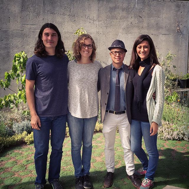 Young Entrepreneurs! We're excited to spend the afternoon working on a creative project with @noahtrescott @mickeytrescott @angie.alt @itsme.charlotte @autoimmunepaleo #AIPdreamteam or what?! -------- #KOBAchiropractic #Berkeley #chiropractic #nutrition #neurology #homeopathy #functionalmedicine #aip #paleo #themetabicadjustment #creative #entrepreneur #YUMMIES #glutenfree #grainfree #dairyfree #holistichealth #DrTitusChiu #DrNatashaFallahi #DrNatasha
