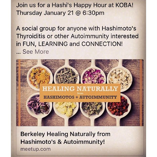 Healing doesn't have to be a drag! I spend so many hours geeking out over natural medicine, holistic healing and autoimmunity I decided to start a SOCIAL CLUB to have fun with others who care about the same things as me! Link in profile Join the meetup for upcoming parties and events! 🏽🎞 Love, Dr. Natasha  #KOBAfamilywellness #Berkeley #California #chiropractic #touch #nutrition #bodywork #homeopathy #naturalmedicine #neurology #functionalmedicine #bioenergeticmedicine #diy #tips #holistichealth #familywellness #wholefood #paleo #aip #thyroid #autoimmune #hashimotos #glutenfree #dairyfree #grainfree #naturalcures #socialclub #fun #events #meetup