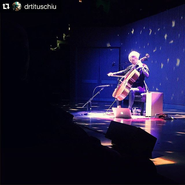 @zoecello @sfjazz soothing our souls and temporal lobes with the sweet sweet sounds of her cello. #KOBA #chiropractic #neurology #nutrition #Berkeley #SFJAZZ #cello #brainhealth #musicasmedicine #music #holistichealth #wellness #naturalmedicine #art #creative #brain #improv #livemusic #DrTitusChiu #DrNatashaF #DrNatashaFallahi