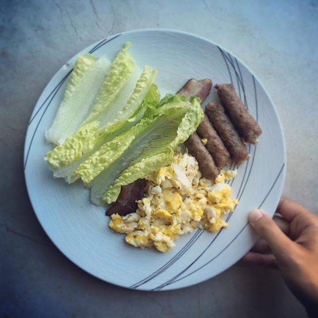 Breakfast: Low Carb High Fat. No midday crash. #KOBA #chiropractic #neurology #nutrition #Berkeley #holistichealth #wellness #lifestyle #ketosis #ketogenic #keto #diet #grassfed #bacon #eggs #paleo #aipreintro #hashimotos #autoimmune #aip #grainfree #dairyfree #glutenfree #lowcarb #LCHF #KOBAketo #KOBAfood #DrTitusChiu #DrNatashaFallahi #DrNatashaF @drtituschiu @drnatashaf