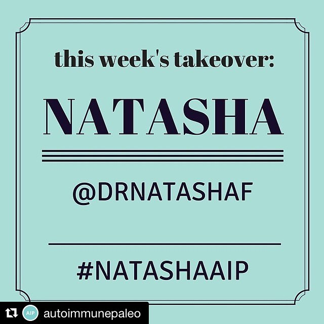 "Congratulations to @drnatashaf and her one-week takeover of the awesome AIP Instagram @autoimmunepaleo. For the next week, she'll be sharing an insiders look into the things she's doing to overcome and heal from Hashimotos. Learn about her inspiring story here! @autoimmunepaleo ・・・ Hi friends! I'm @DrNatashaF or Natasha. I'm so happy to be hosting AIP this week. I'm a Doctor, Designer, Speaker and Artist. And I'm super passionate about healing autoimmunity through touch, food and storytelling. This passion of mine comes from my own healing journey with autoimmunity. Through my personal life and career, I founded an online community to Redefine Autoimmunity called the @KANARIproject, I co-founded a private practice in NorCal focused on autoimmunity @hello.KOBA and I serve on the Advisory Board of @hashimotosawareness. But before I was a doctor, I was a young woman struggling with a lot of ""unexplainable"" health issues: chronic fatigue, vague pain, low energy, hormonal imbalance, acne, anxiety and depression. I didn't find out until YEARS later that I was experiencing the all-too-common story of undetected and mismanaged autoimmunity. I fell into the dark and confusing waters of navigating my symptoms through conventional medicine. It wasn't until I discovered holistic medicine that I began to address the root cause and improve. My life and health was transformed by a number of different things, many of which I will be posting about this week. They include: chiropractic care, bodywork, diet and food, functional medicine, functional neurology, homeopathy, community and self-love. I'm so honored to be a part of this community of loving and caring individuals. Autoimmunity has been the biggest blessing in disguise. And I'm so excited to share my story and connect with all of you. Please feel free to contribute to the discussion in the comments (I'm an INFP and a Pisces, so I love one-to-one conversations.) xoxox DNF [ #natashaaip]"