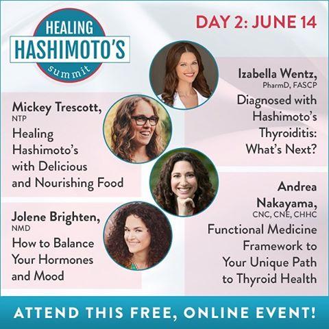 Day 2: Holymoly: AIP #Ladyboss lineup. Including 2 brilliant #FriendsofKOBA - @mickeytrescott of @autoimmunepaleo and @drjolenebrighten! Sign up to watch online - these talks are only FREE today! Live link in profile  #KOBA #chiropractic #neurology #nutrition #Berkeley #paleo #aip #event #hashimotos #thyroid #thyroidhealth #autoimmune #autoimmunethyroid #naturalmedicine #holistichealth #functionalneurology #brainhealth #guthealth #conversation #webinar #wellness #glutenfree #dairyfree #grainfree #DrTitusChiu #DrNatashaF #DrNatashaFallahi #TheMetabolicAdjustment