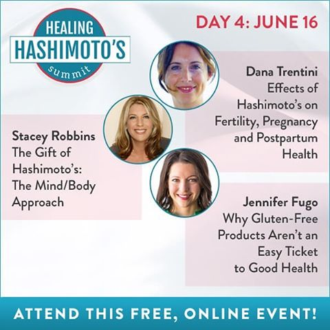 Day 4: More #ladyboss talks on Hashimoto's! Tomorrow our talk is live - stay tuned!!! It's not too late to sign up and watch online - these talks are only FREE today! Live link in profile  @hashimotosawareness #KOBA #chiropractic #neurology #nutrition #Berkeley #paleo #aip #event #hashimotos #thyroid #thyroidhealth #autoimmune #autoimmunethyroid #naturalmedicine #holistichealth #functionalneurology #functionalmedicine #brainhealth #guthealth #conversation #webinar #wellness #glutenfree #dairyfree #grainfree #DrTitusChiu #DrNatashaFallahi #DrNatashaF #TheMetabolicAdjustment