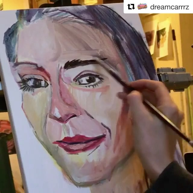Yesterday, I met up with Lisa for tea and a few hours later magically turned into a painting! 14 years pass and she's still my painting idol. Follow her @dreamcarrrz for hot cars, babes and biches. . . . #IndianHill #APArt #ladyboss #entrepreneur #art #paint #painting #portrait #design #designer #KANARILife #hsp #infp #empath #healer #helper #aip #autoimmune #autoimmuneprotocol #gfdf #hashimotos #naturalhealth #naturalmedicine #wellness #chiropractic #nutrition #homeopathy #DrNatashaFallahi #DrNatashaF