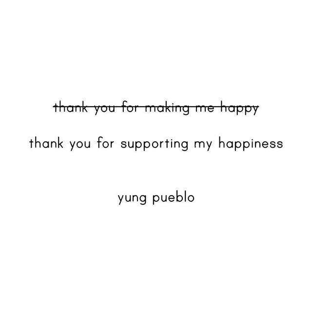Nobody makes you feel anything. Your emotions come from your interpretations. My whole world shifted when I really understood that I was in charge of me.  ・・・ Via @yung_pueblo Reclaiming our happiness and understanding that others cannot make us happy, but can only support our happiness, is a big part of growing in our personal freedom. Sending love to all beings. May we all be wise and peaceful. . . . . . . #selfcare #love #happiness #nonviolentcommunication #healinghashimotos #hashimotos #autoimmune #thyroid #autoimmuneprotocol #guthealth #brainhealth #gfdf #paleo #aip #chronicdisease #chronicillness #hsp #introvert #sensitive #intuitive #mindbody #chiropractic #nutrition #functionalmedicine #functionalneurology #homeopathy #DrTitusChiu #DrNatashaFallahi #DrNatashaF