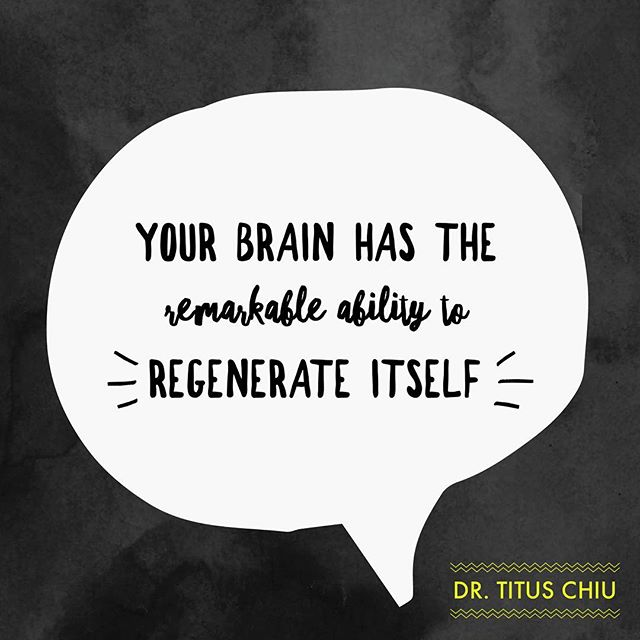 Isn't it a miracle??  . You can strengthen existing connections in what is known as synaptic plasticity 🤝🤝🤝 . You can forge new connections in a process called synaptogenesis  . In fact, you can even grow new brain cells because of the miracle of neurogenesis 🧠 . Your brain can heal, expand and grow. . . . #brokenbrain #brainhealth #concussion #TBI #anxiety #depression #BrainSAVE #postconcussionsyndrome #evolutionofneurology #holistichealth #neuroplasticity #functionalmedicine #functionalneurology #changeyourbrain #TheModernBrain #gutbrainconnection #neurologymatters #healyourguthealyourbrain #brainmaker #KOBA #drtituschiu